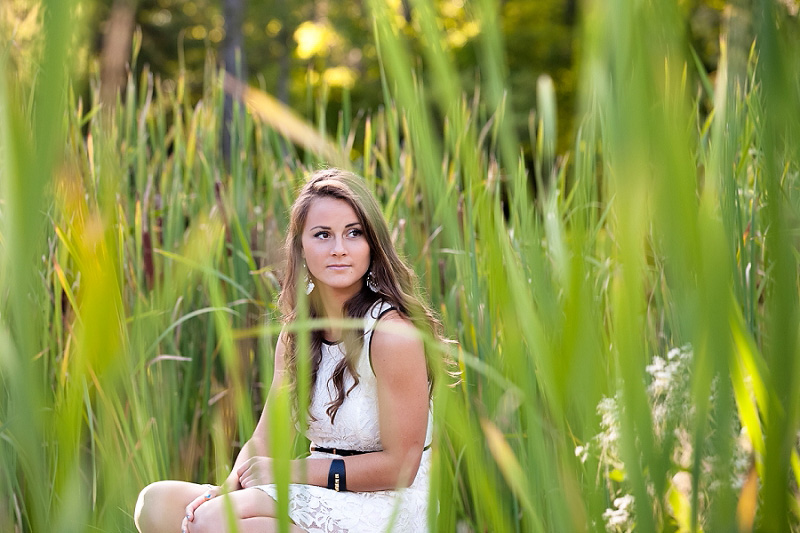 Bangor High School Maine Senior Portrait Photographer