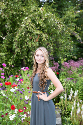 Bangor Maine Senior Portrait Photographer Brewer High School Glamour Pictures