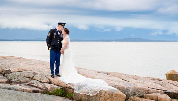 Bar Harbor Inn And Spa Maine Wedding Photographer Acadia National Park Wild Gardens