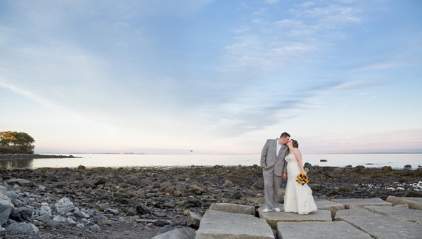 Coastal Maine Wedding Photographer Nautical Samoset Resort Breakwater Rockland First Look Wedding