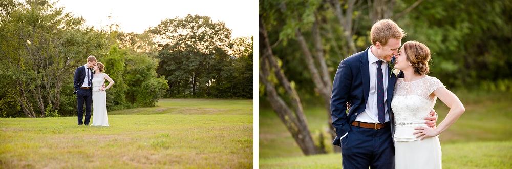 Maine Husband Wife Wedding Photography Team