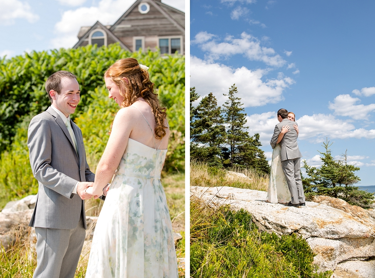 Photography by Pemaquid Lighthouse Maine Wedding Photographer