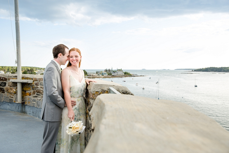 Photography byPemaquid Lighthouse Maine Wedding Photographer