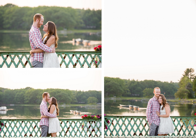 Photography by Kennebunkport Maine Wedding Engagement Photographer