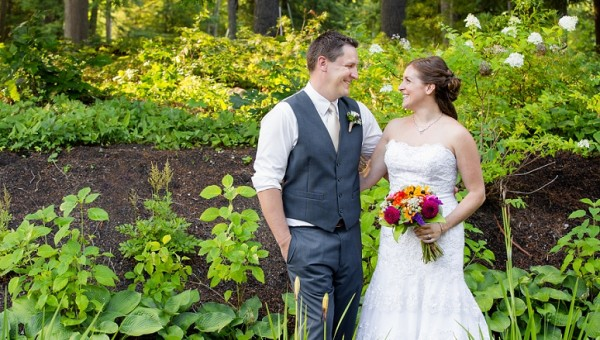 Rockcraft Lodge Sebago Lake Portland Maine Wedding Photographer Rustic Maine Wedding Backyard Wedding