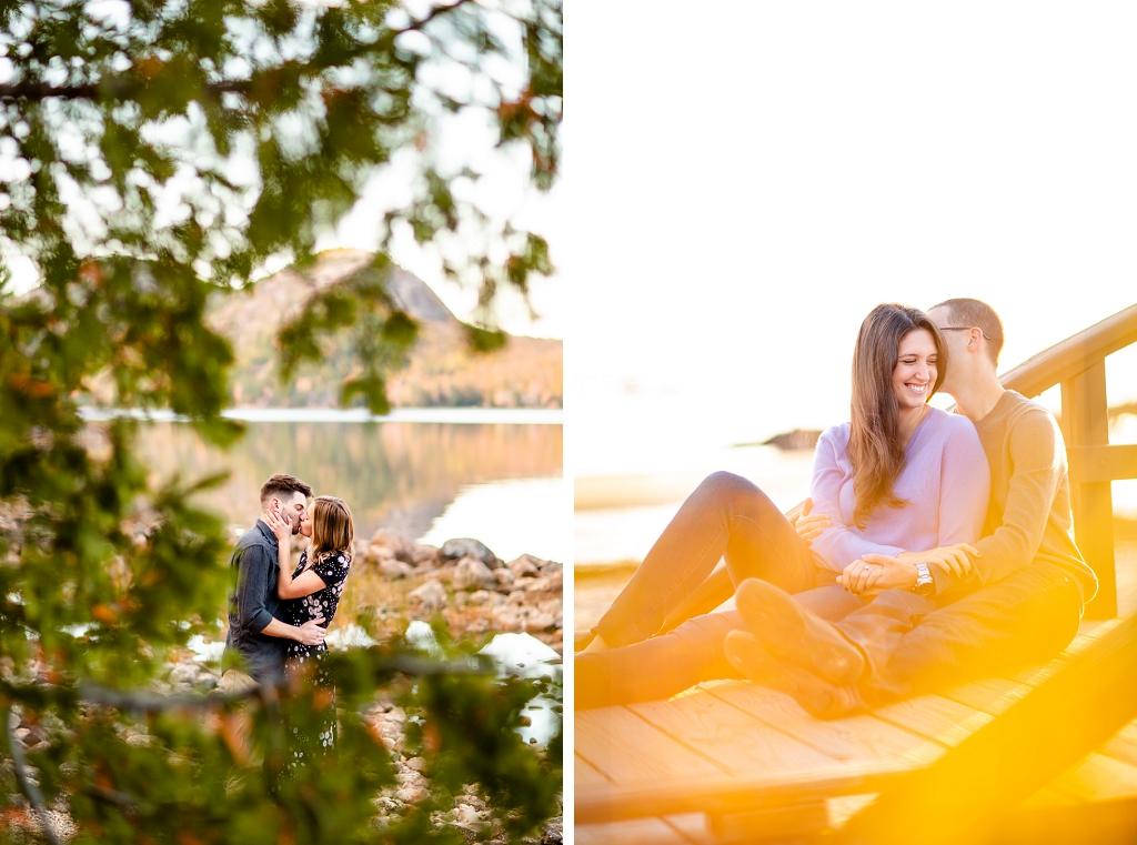 Maine Wedding Engagement Photographer Photography