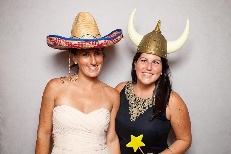 Maine Wedding Photo Booth