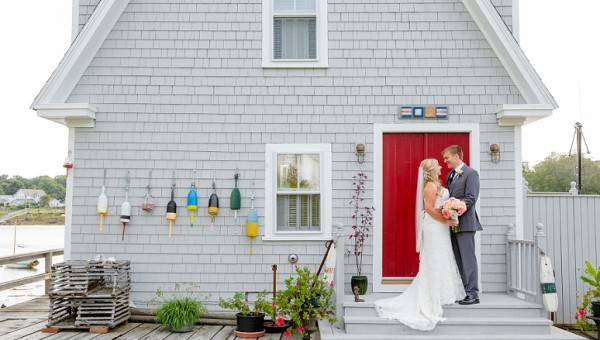 Kennebunkport Coastal Maine Wedding Photographer Tented Reception Kennebunkport Conservation Trust