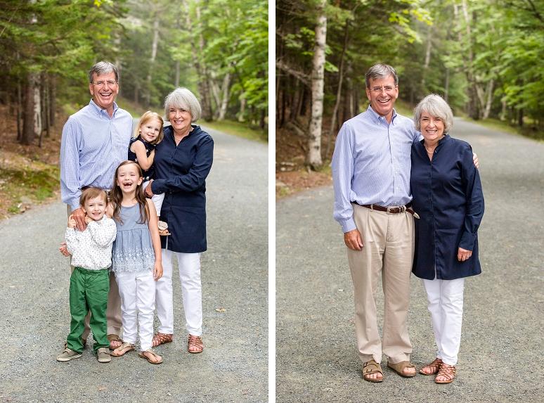 Photography by Acadia National Park Maine Family Portrait Photographer